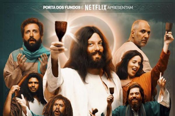 Juez brasileño ordena a Netflix que retire del aire una sátira sobre Jesús