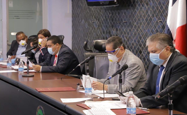Asamblea aprueba en primer debate iniciativa para sesionar de forma virtual