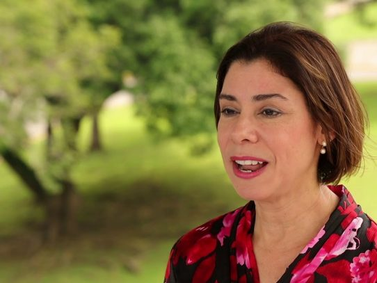 Silvia de Marucci: 'El GNL ha sido la gran sorpresa para el Canal de Panamá'