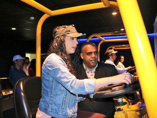 Centro 'Alpha Santamaría' formando a panameños para el sector logístico y portuario del país