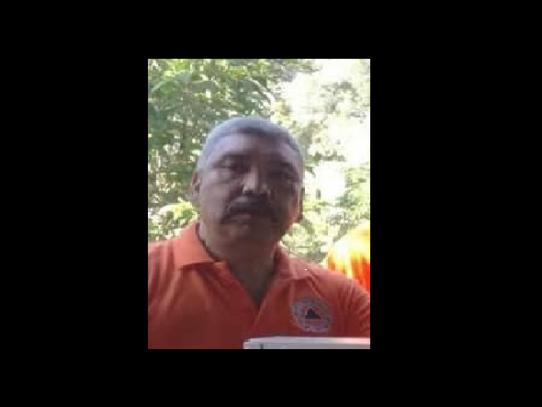 Fallece un voluntario del Sinaproc por covid-19