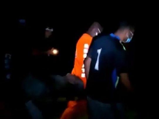 Rescatan con vida a un adulto mayor con reporte de desaparecido en Veraguas
