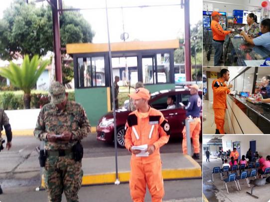 Sinaproc llama a la calma ante el registro de sismos en Chiriquí