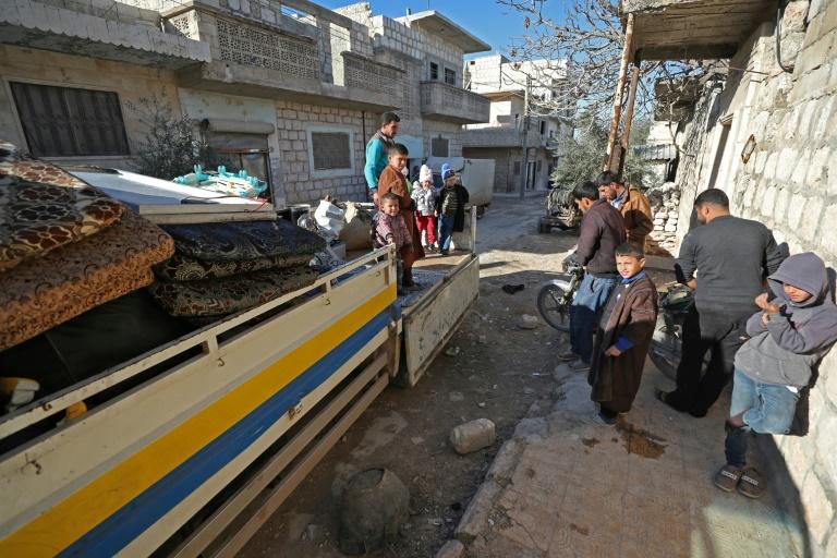 Las ONG alertan de posible catástrofe humanitaria en Siria