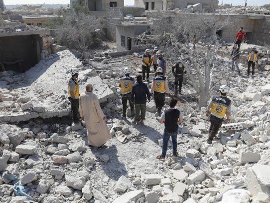 Atentado con bomba contra gasoducto en centro de Siria