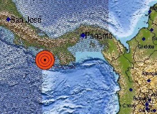 Sismo de magnitud 5.9 sacude varias provincias del país