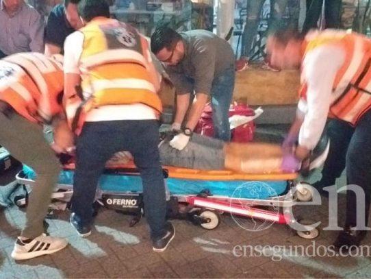 Un muerto y un herido tras disparos de un motorizado en Street Mall de Vía Brasil