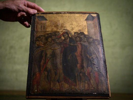 Rara pintura de italiano Cimabue, vendida por más de 24.000.000 de euros en Francia