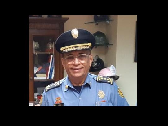 Coronel Gabriel Isaza, Subdirector General Encargado de los Bomberos