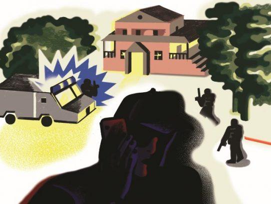 Cuando las reacciones a la tecnología se vuelven peligrosas: llamadas falsas a las fuerzas especiales