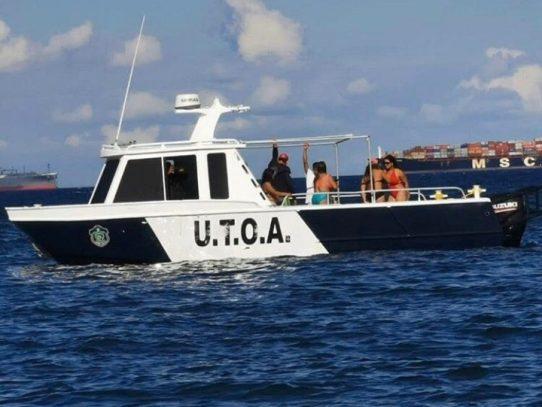 No era parranda, la Policía las rescató en Taboga