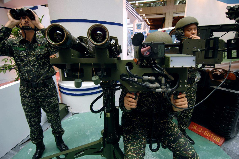 Estados Unidos aprueba importante venta de armas a Taiwán