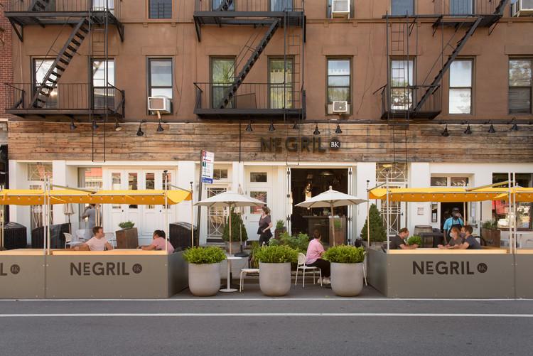 Los restaurantes de Nueva York podrán servir adentro a 25% de su capacidad