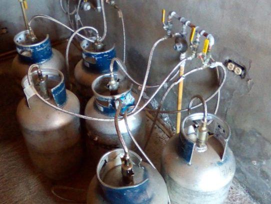 Acodeco sanciona a 16 establecimientos por uso ilegal del tanque de gas de 25 libras