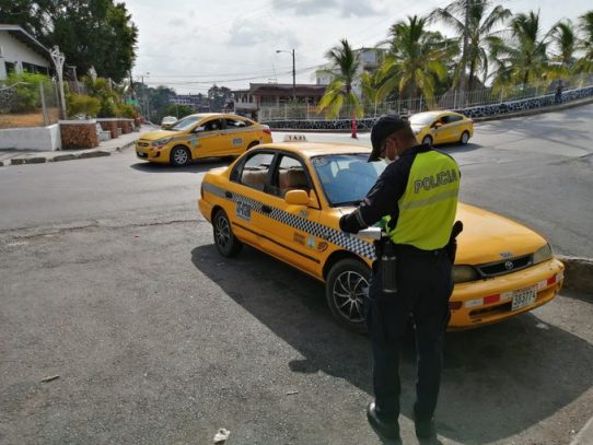 495 rompieron cuarentena, cercos sanitarios, ley seca y circulación de taxis