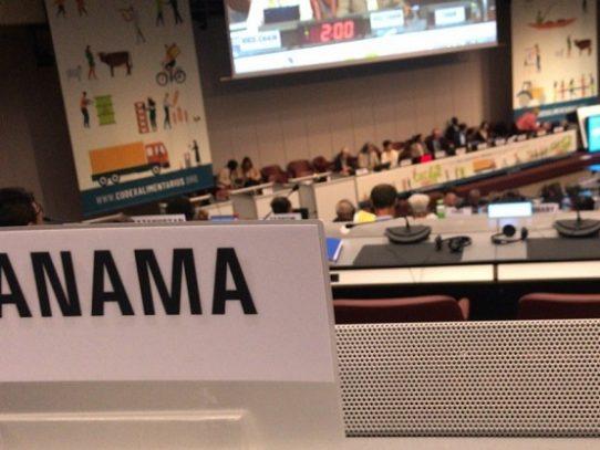 Panamá participará de la Comisión Internacional de CODEX Alimentarius 2020