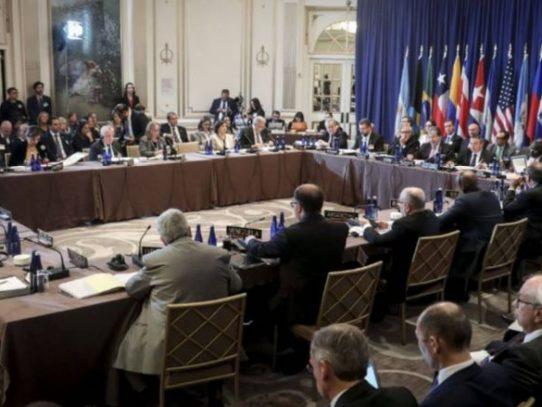 Países del pacto de defensa TIAR activan el tratado por crisis en Venezuela