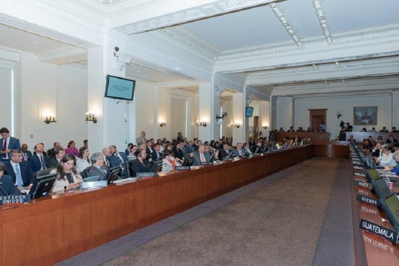 Cancillería: El país no dio voto al TIAR porque promueve empleo de fuerza armada