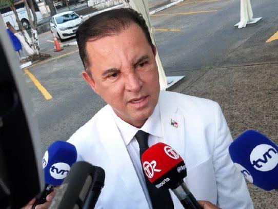 Diputado vicepresidente de la asamblea da positivo a Covid-19