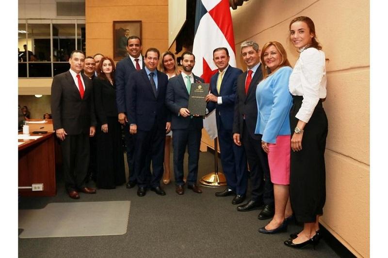 Asamblea ratifica TLC Panamá-Israel