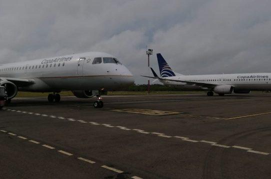Aeropuerto Internacional de Tocumen reanuda operaciones
