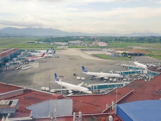 Tocumen S.A., mantendrá vuelos de carga y domésticos a partir del próximo 22 de marzo