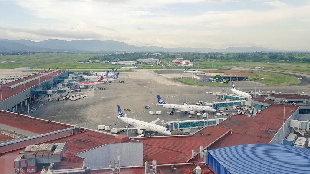Aeropuerto de Tocumen reporta tendencia positiva de recuperación en sus operaciones