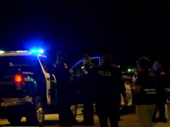 Balacera deja un muerto y un herido en Tocumen