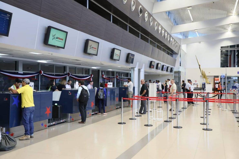 Movimiento de pasajeros en terminales regionales creció 4% en 2019