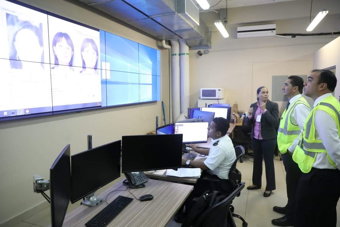 Aeropuerto de Tocumen se blindará con moderno sistema de reconocimiento facial