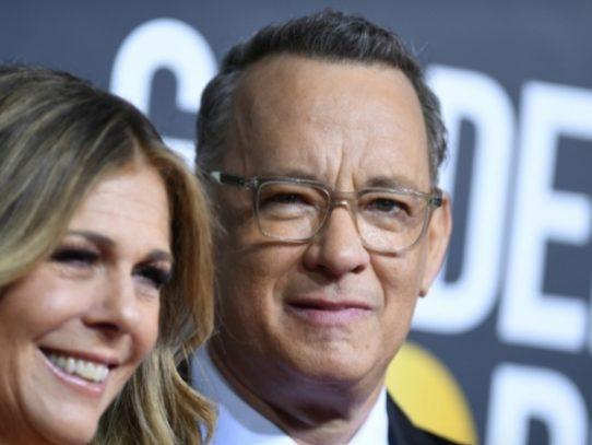Tom Hanks y su esposa contraen coronavirus