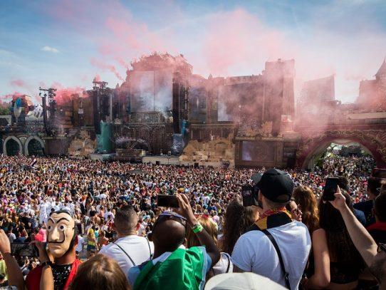Alertan de la pureza de la droga en festival electro en Bélgica