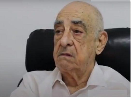 """Fallece el legendario dirigente arnulfista """"Tony"""" Domínguez"""