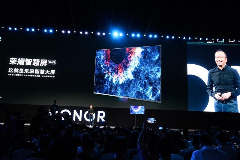 Huawei lanza en China su primer televisor inteligente