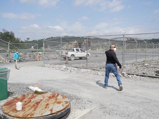 Trabajadores de Minera Panamá afectados por COVID-19 serán evacuados