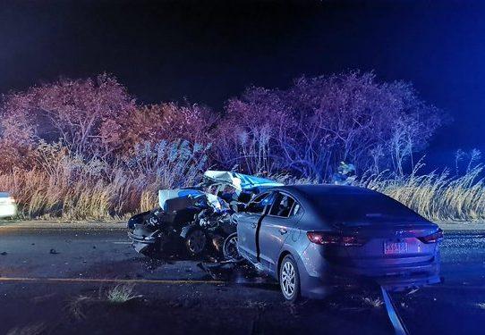Miembro del SENAN vinculado a accidente donde murió un capitán de la PN