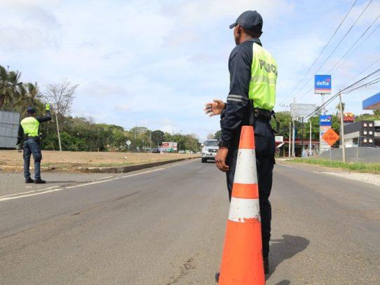 Un total de 9 mil 982 infracciones de tránsito fueron colocadas en fiestas Patrias