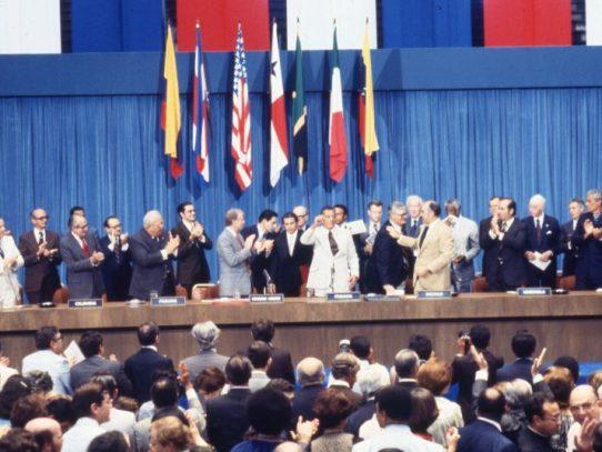 Panamá conmemora 42 años de la firma de los Tratados Torrijos - Carter