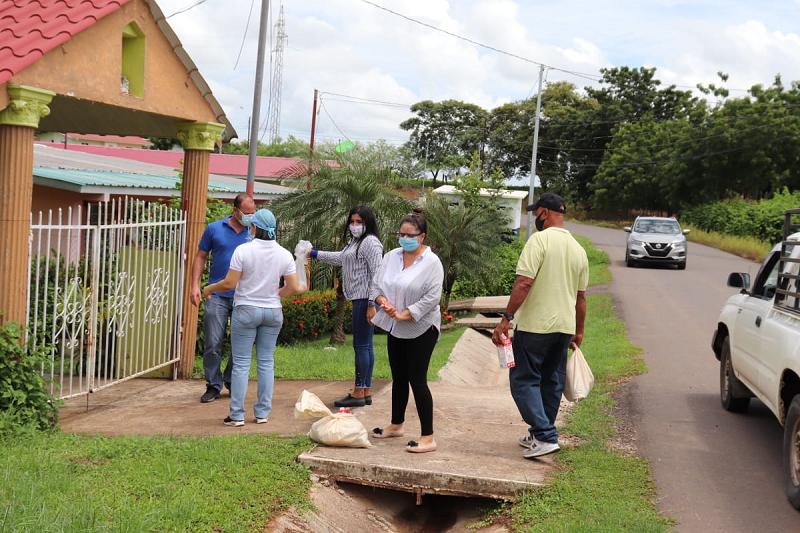 Realizan trazabilidad de casos de Covid-19 en la provincia de Herrera