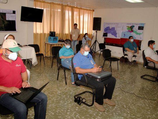 MINSA da seguimiento a la trazabilidad del Covid-19 en Panamá Este