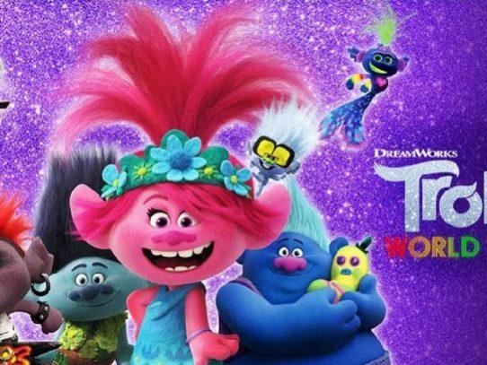 """""""Trolls"""" se embolsa casi USD 100 millones en streaming pero dueños de cines desestiman el récord"""