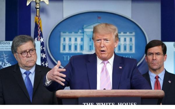 Trump anuncia operación militar antinarcóticos de EE.UU. en el Caribe