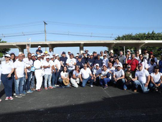 Voluntariado cultural se activa para recuperar estación del ferrocarril en Balboa