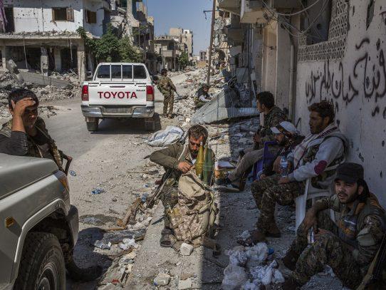 ¿Por qué Turquía invadió a los kurdos en Siria?