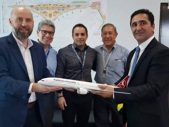 Turkish Airlines inaugurará nueva flota de aviones con vuelos directos a Panamá