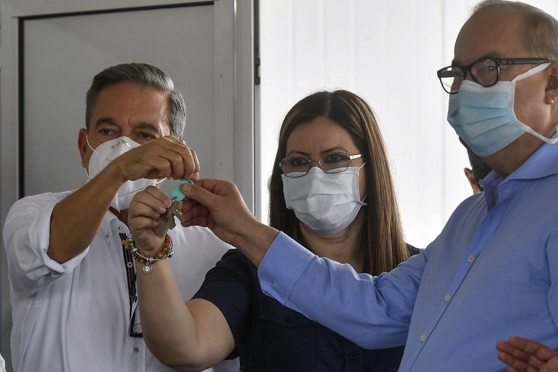Gobierno desmiente salida de Rosario Turner del Ministerio de Salud