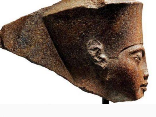 Subastaron en $6 millones busto de Tutankamón reclamado por Egipto