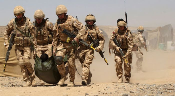 El Reino Unido presenta proyecto para proteger a sus soldados de investigaciones abusivas