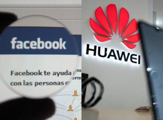 Nuevo y duro golpe para Huawei, privado de las app de Facebook