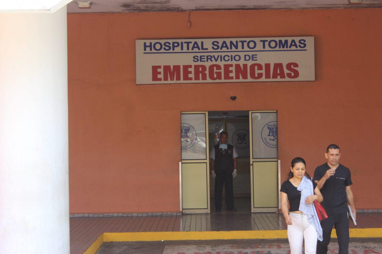 Fallecen dos privados de libertad en el Hospital Santo Tomás